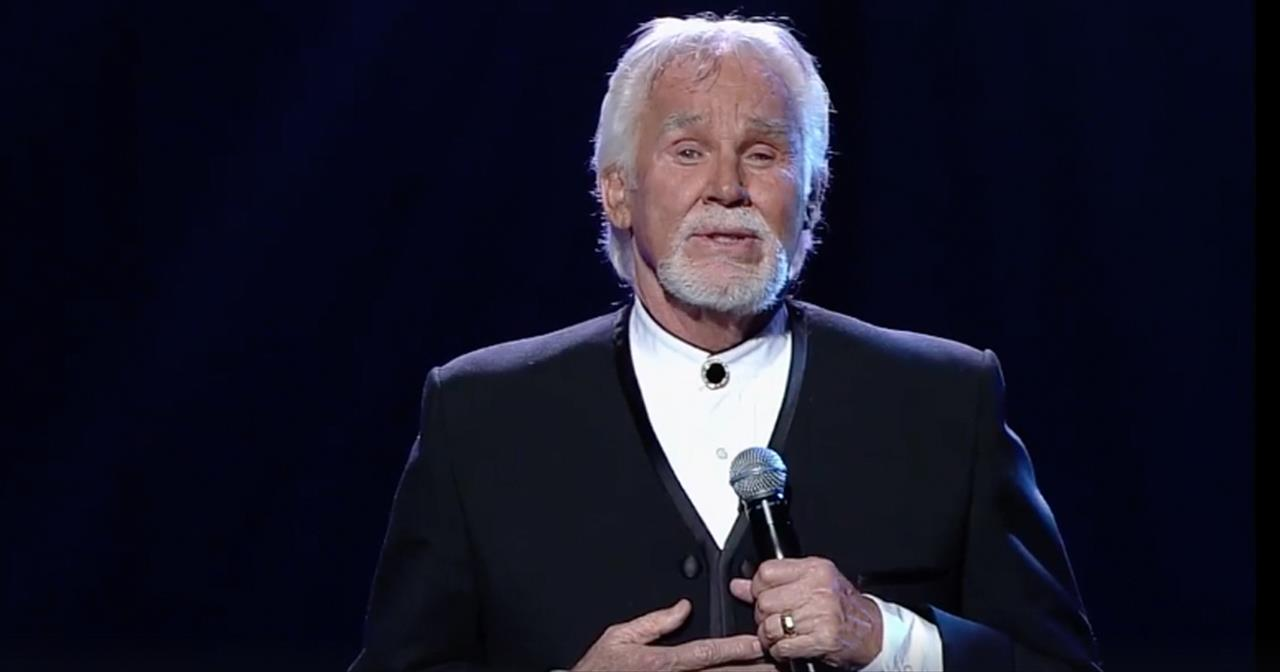 kenny rogers rock of your love