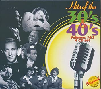 popular songs of the 30s and 40s
