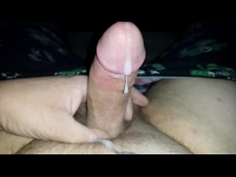 jacking off to porn