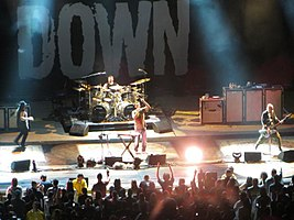 system of a down live 2011