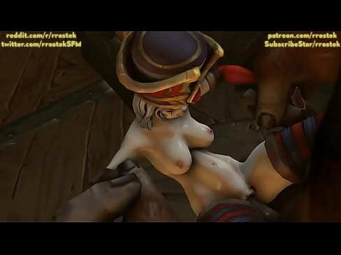 animated video game porn
