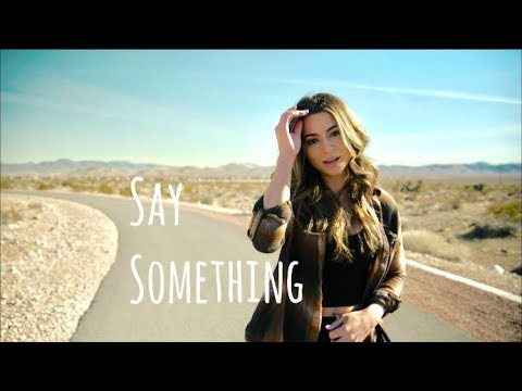 say something cover female